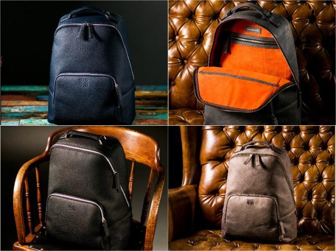 ココマイスターのオフロードバッグ各種類