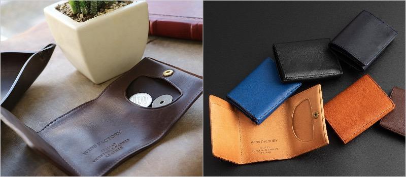 三つ折り財布の収納ポケットと全カラーバリエーション