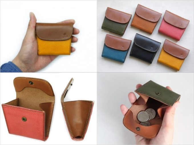 C2シリーズコインケースを持つ人とカラーバリエーション一覧