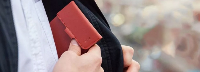 超スリム!厚み1センチ以下の薄い二つ折り財布メンズ用10厳選!