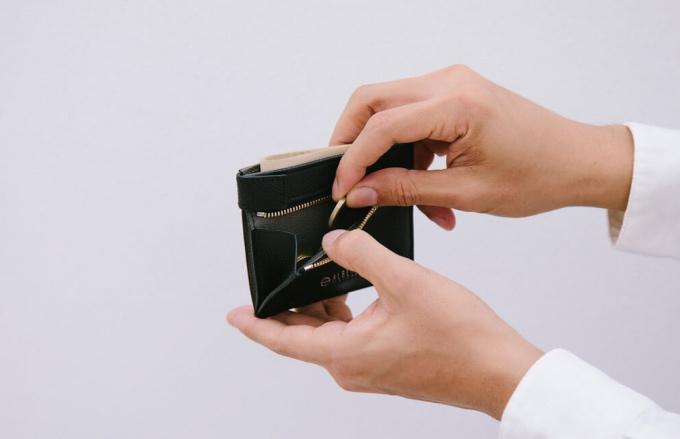 アルベルテ・ASP122orASB122コンパクト二つ折り財布