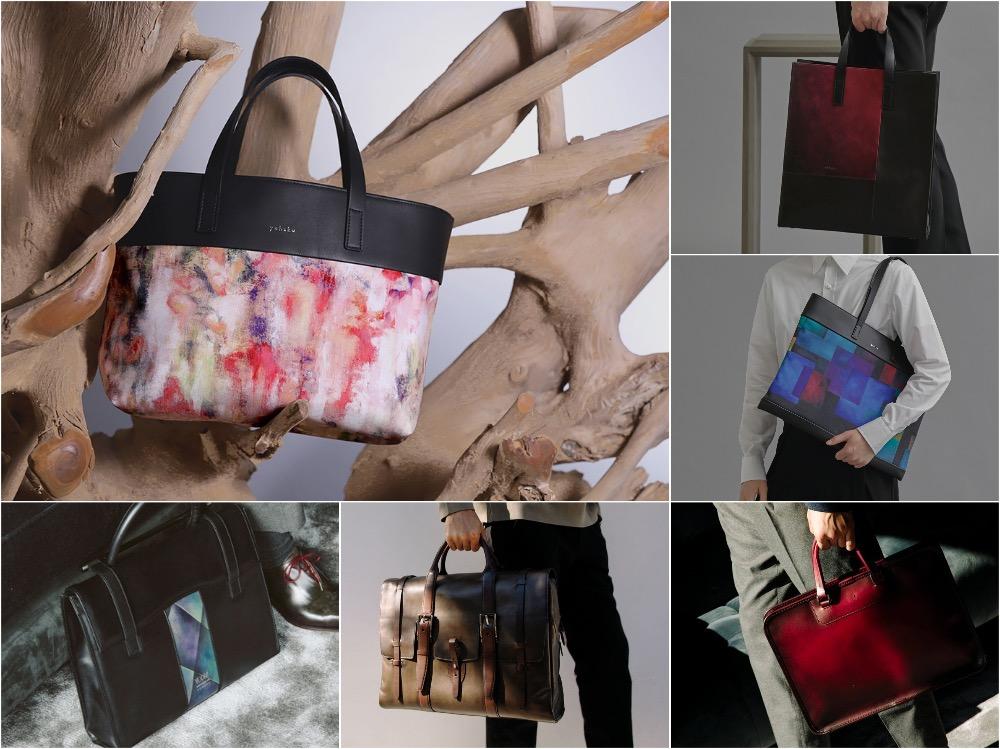 yuhaku(ゆはく)のバッグと鞄