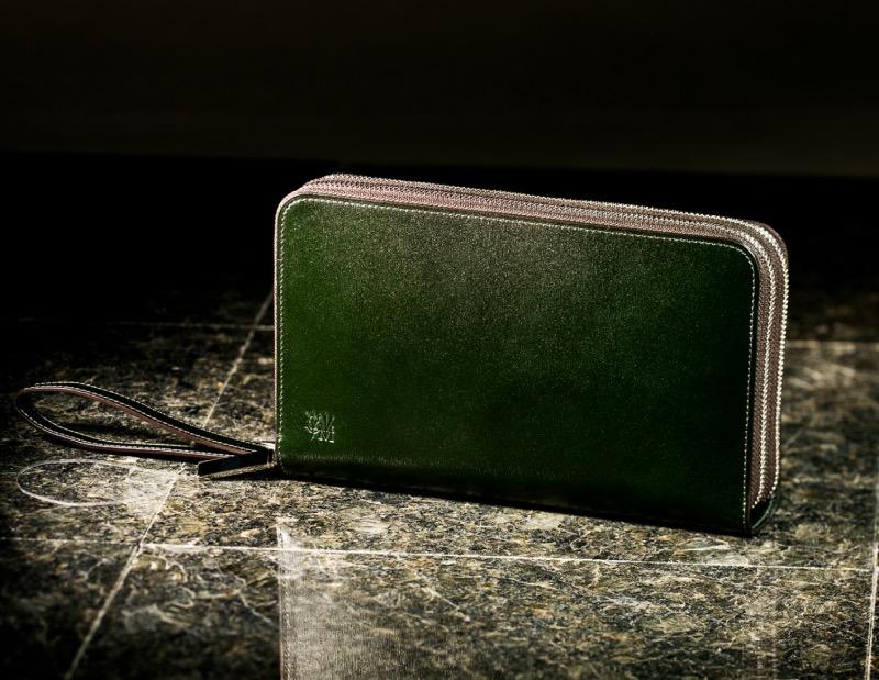 カヴァレオマンバ(財布兼セカンド鞄)