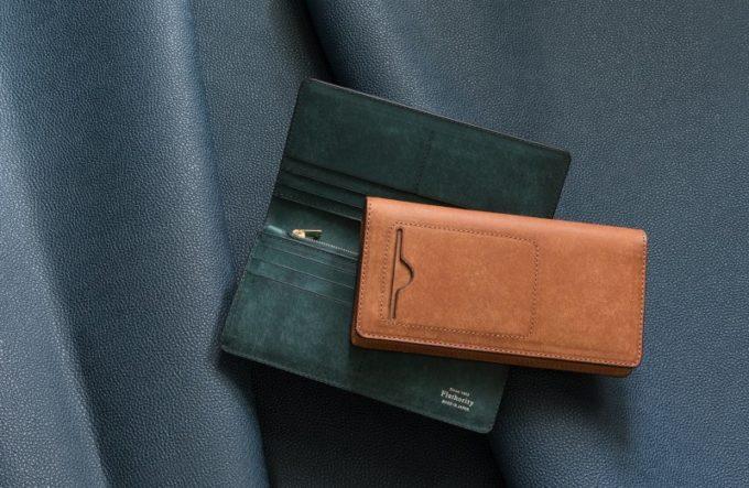 プエブロ革財布
