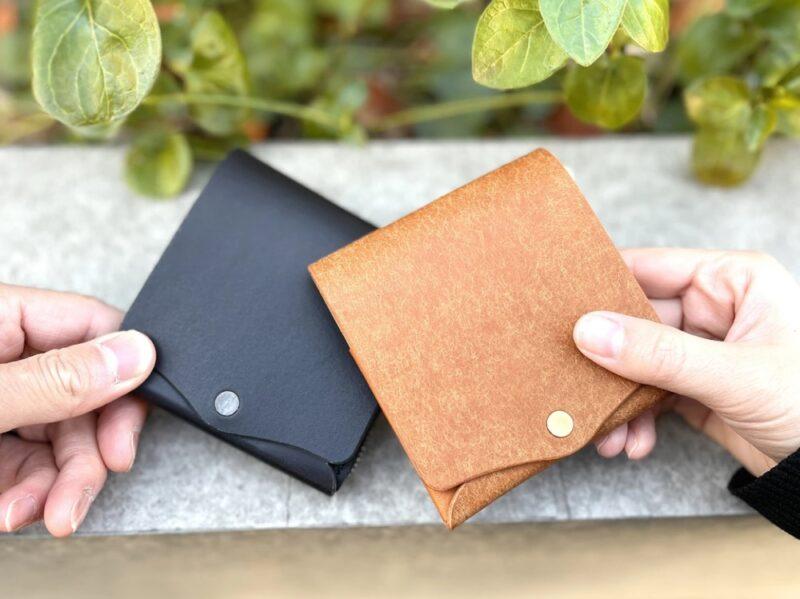 moku・ユニセックスなコンパクト財布
