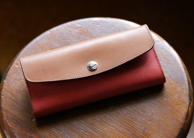 MOTO・長財布&二つ折り財布(ピンク)