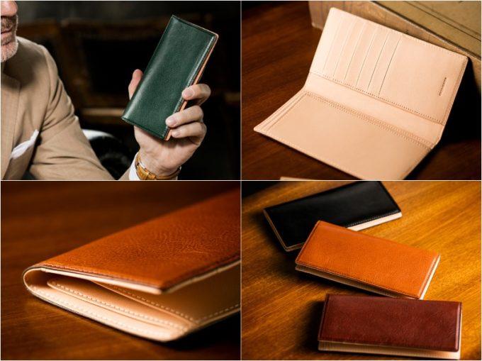 ココマイスター・マットーネサンクロセラの外装と内装ポケット