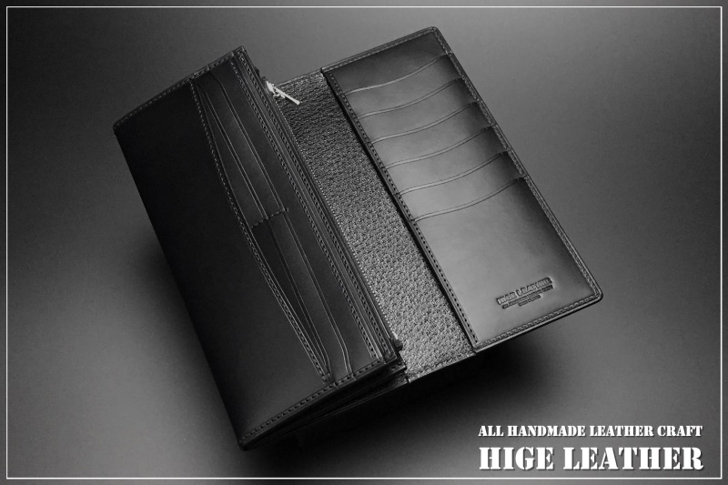 HIGE LEATHER(ヒゲレザー)の長財布