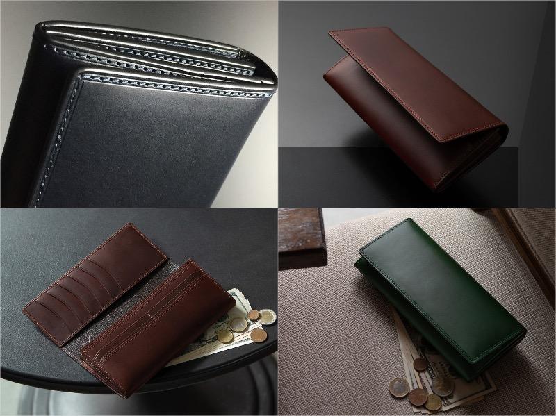 HIGE LEATHER(ヒゲレザー)の財布各種