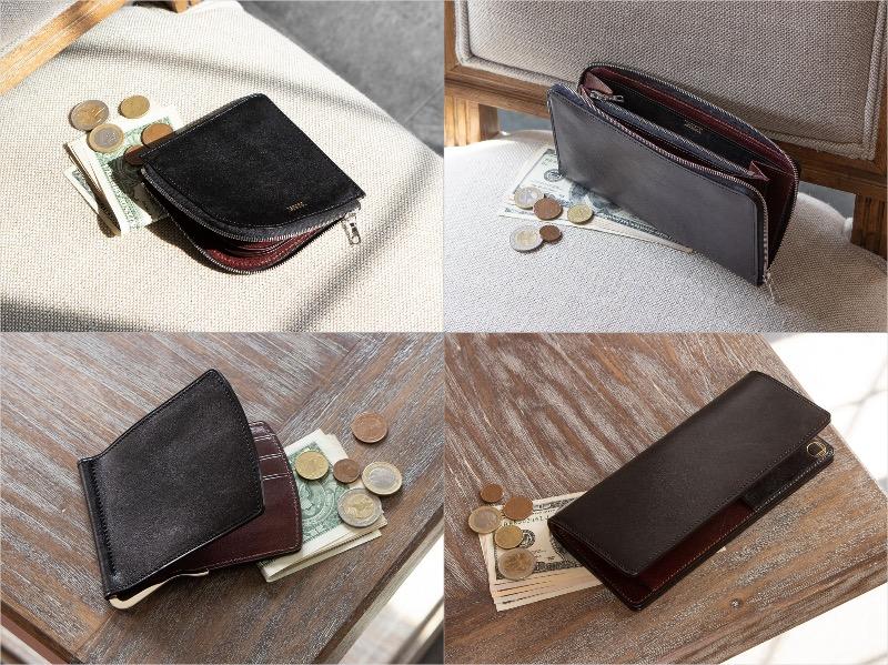 LONESOME.(ロンサム)の財布各種