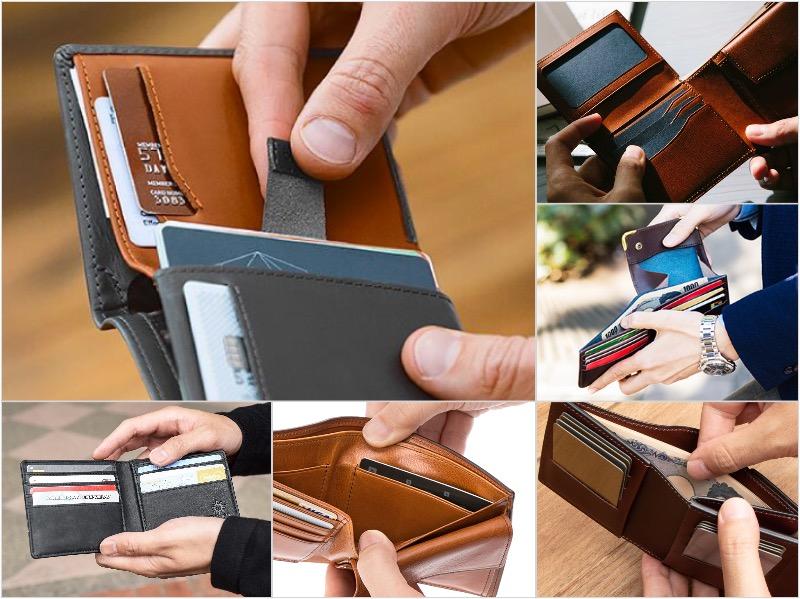 カードが沢山入る二つ折り財布メンズ用おすすめ19選!