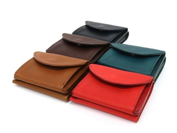 ミネルバボックスレザーミニ財布