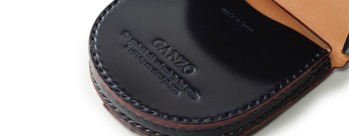 GANZO(ガンゾ)・馬蹄型小銭入れ