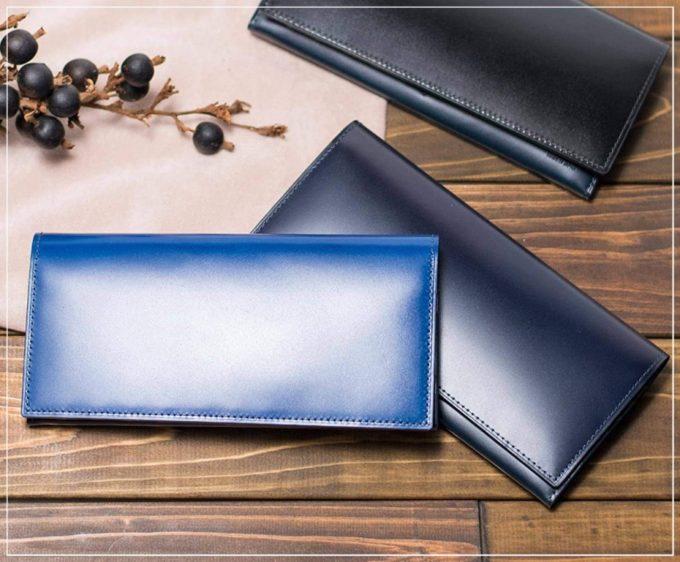 コードバン革財布(フジタカ)