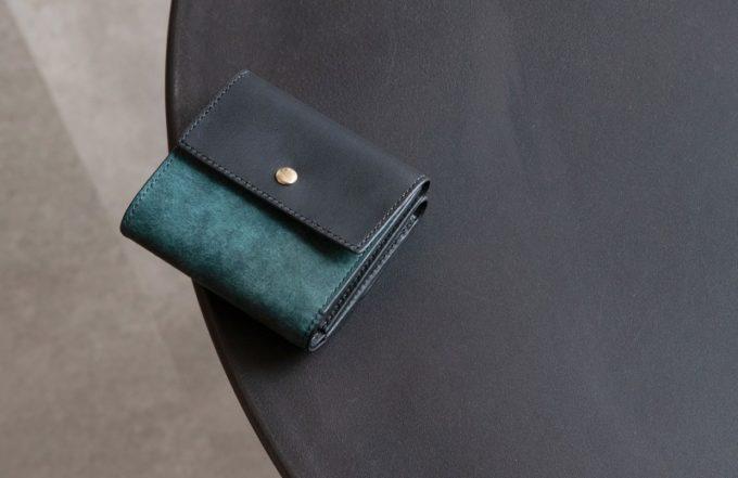 プエブロ&リスシオミニ財布