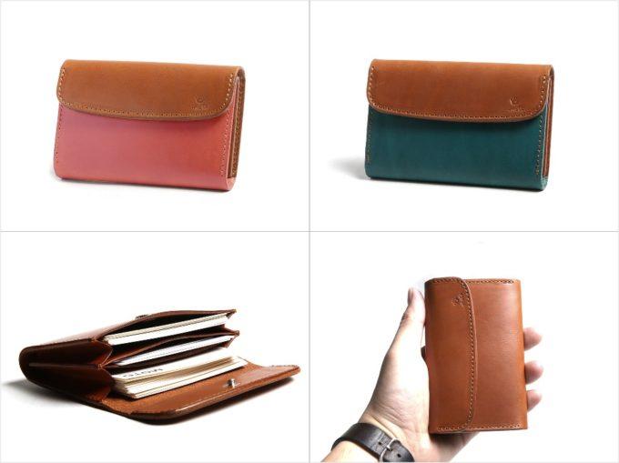 CA6カードケースシリーズ(コンパクトウォレット)の各種財布