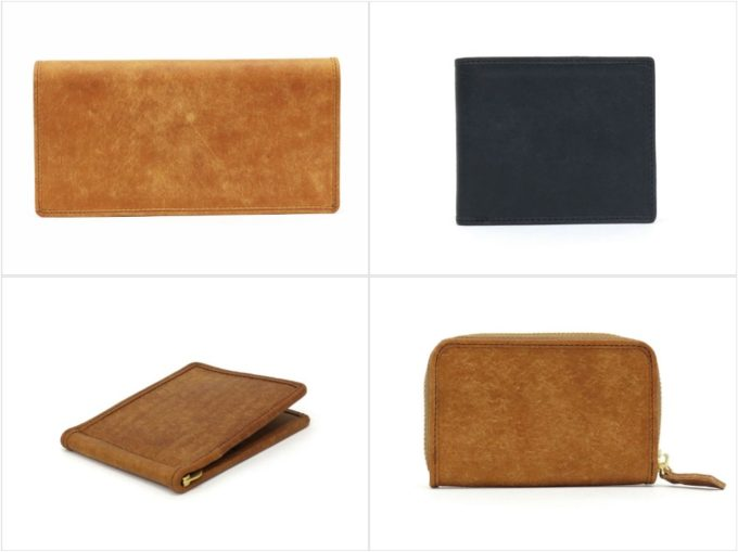 プエブロレザーシリーズ(sot)の各種財布