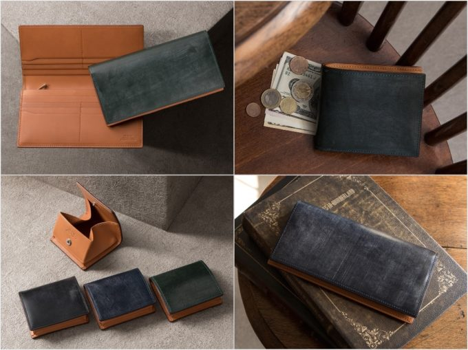 ブライドルシリーズ(FESON)の各種財布