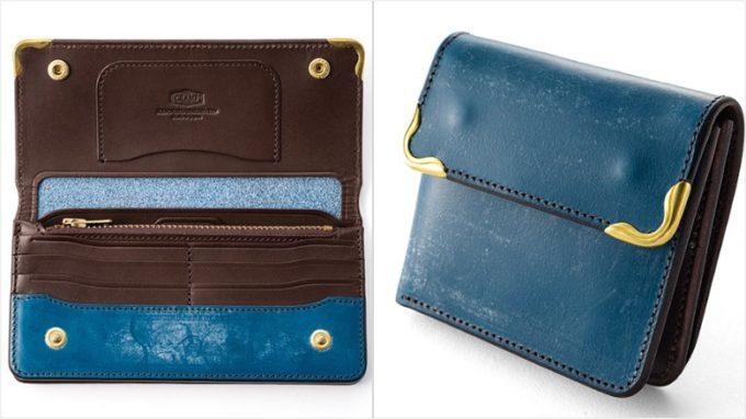 ブライドルレザーシリーズ(藤巻百貨店コラボ品)の各種財布