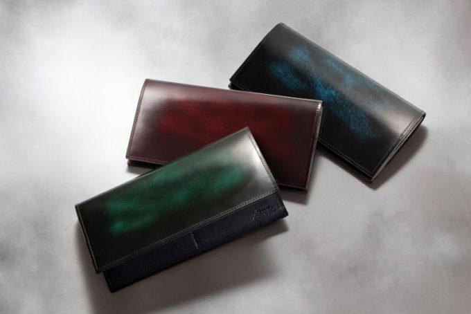 アドバンシリーズの限定品長財布