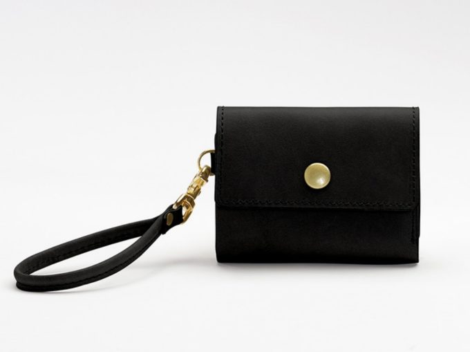 リッチーMイタリアンレザー製小さい財布(カワニシカバン)
