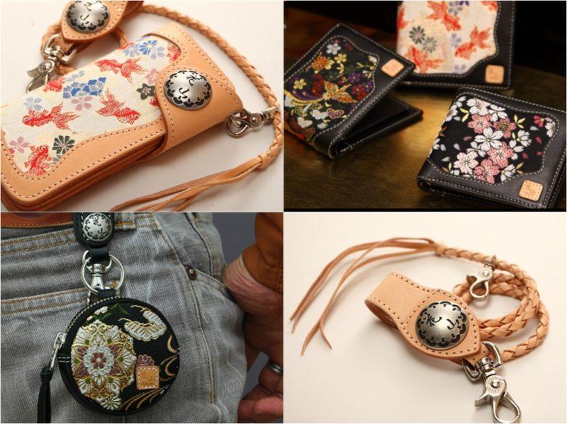 デグナー・花山ブランドシリーズの各種財布