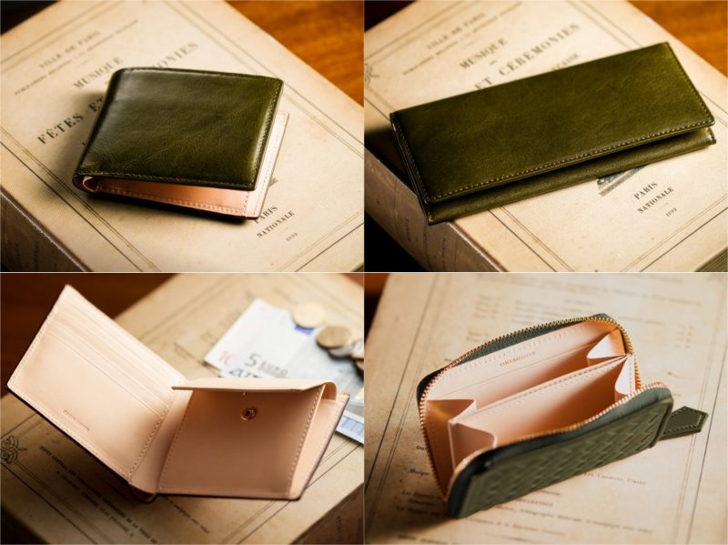 COCOMEISTER・マットーネシリーズの各種財布