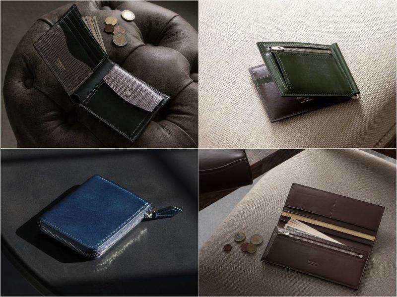 Crevaleathco(クレバレスコ)の財布各種