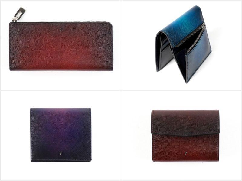 Evo(エヴォ)シリーズ(微細エンボス型押し)の各種財布