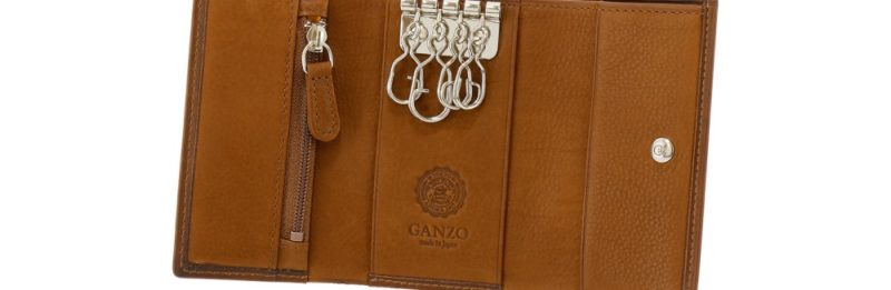 GANZO製ウォレットキーケース