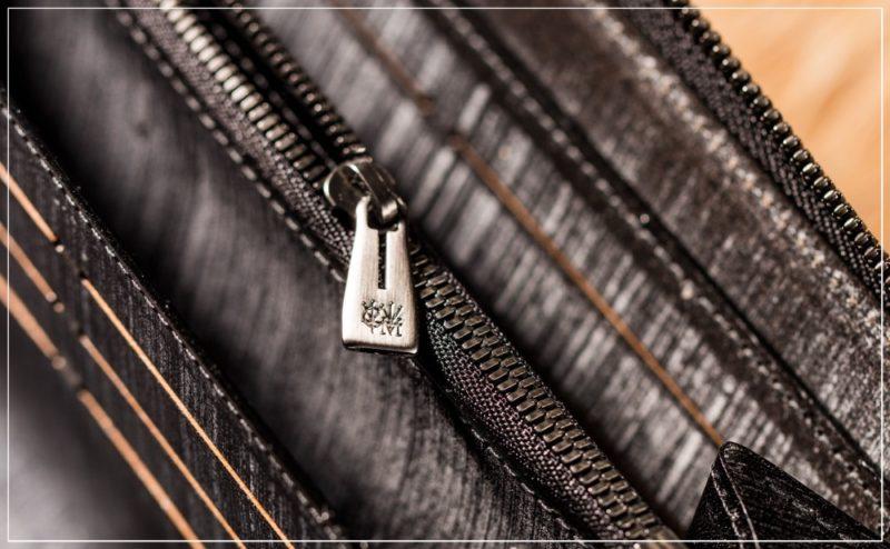 ゴーストタウンシリーズの財布