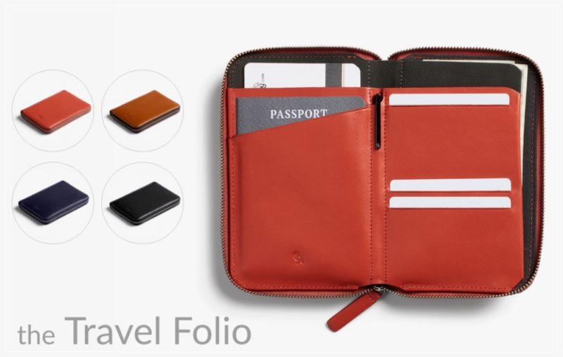 トラベルフォリオ(Travel Wallet)