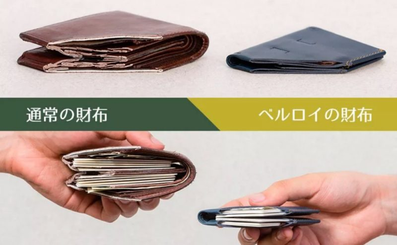 ベルロイの財布まとめ