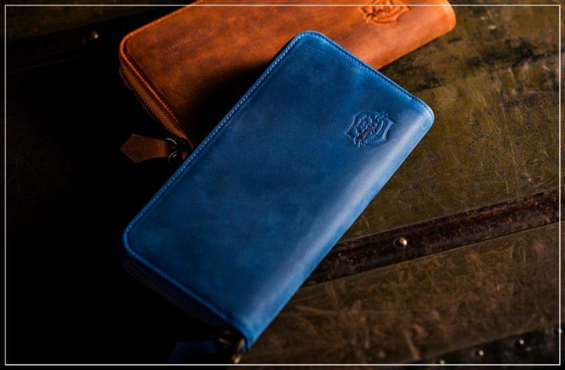 ココマイスター・ナポレオンカーフの財布