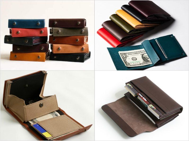 m+(エムピウ)の各種財布
