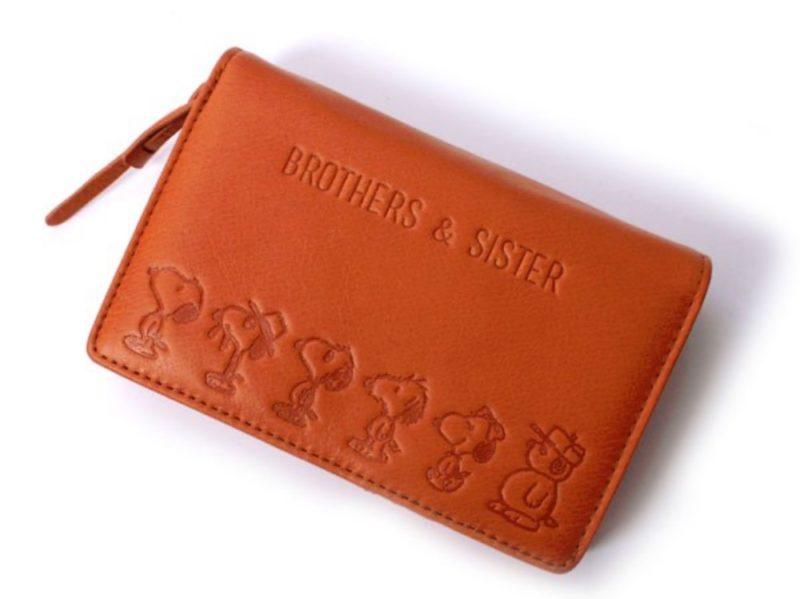 BROTHERS&SISTAR三つ折り財布