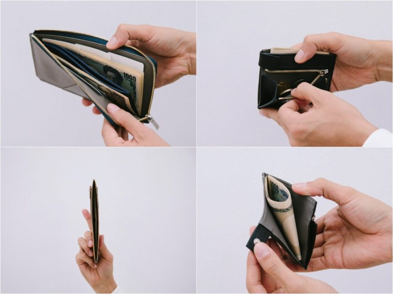 ALBELTE(アルベルテ)シリーズの各種財布