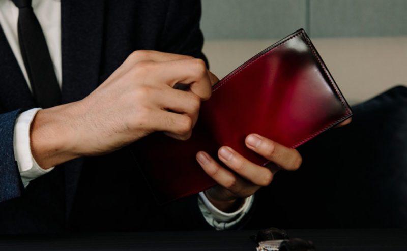 Diamant(ディアマン)シリーズの財布
