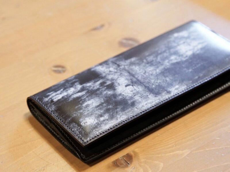 イギリス製ブライドルレザー財布(ベーシックスシリーズ)
