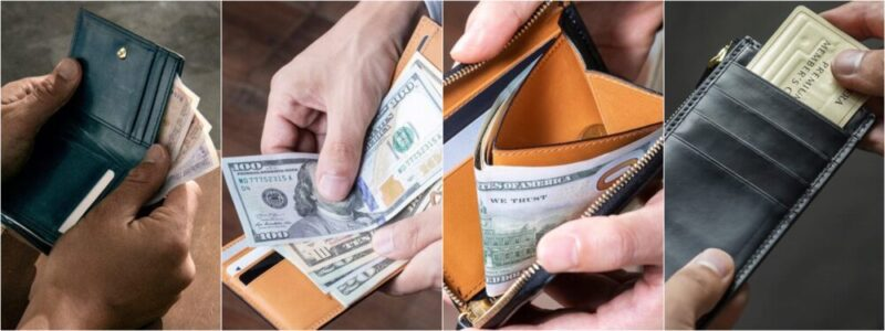 クラフストの注目の薄型系・コンパクト系の財布