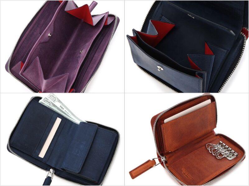 ギャルソン財布(ギャルソンシリーズ)の各種財布