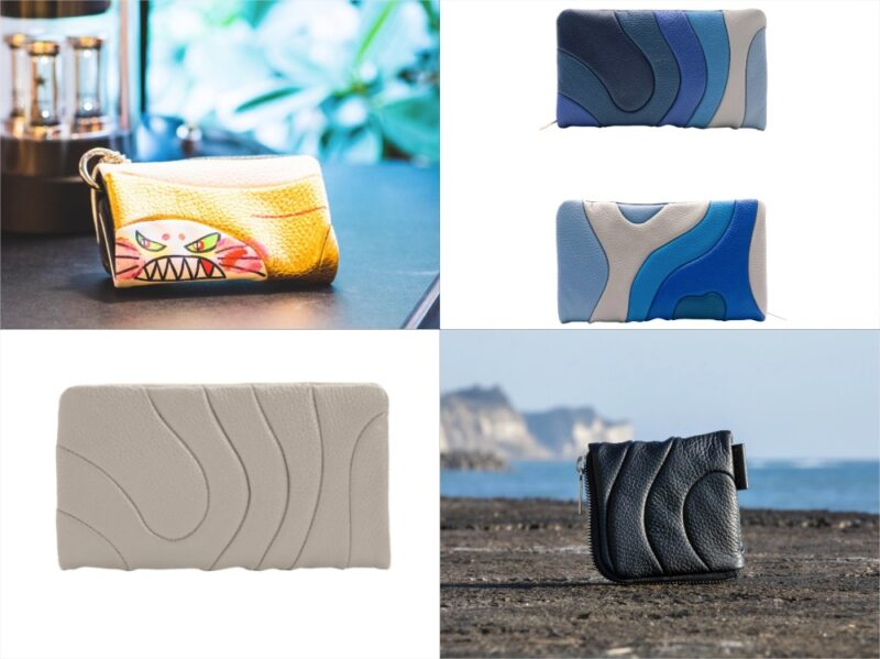 TIDE(タイド)の各種財布