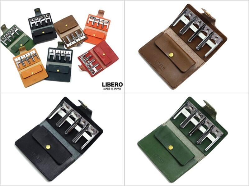 LIBERO(リベロ)・栃木レザーコインキャッチャー付きコインケースの各部