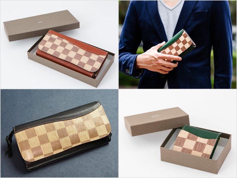 VARCO(ヴァーコ)・REAL WOOD ICHIシリーズの各種財布