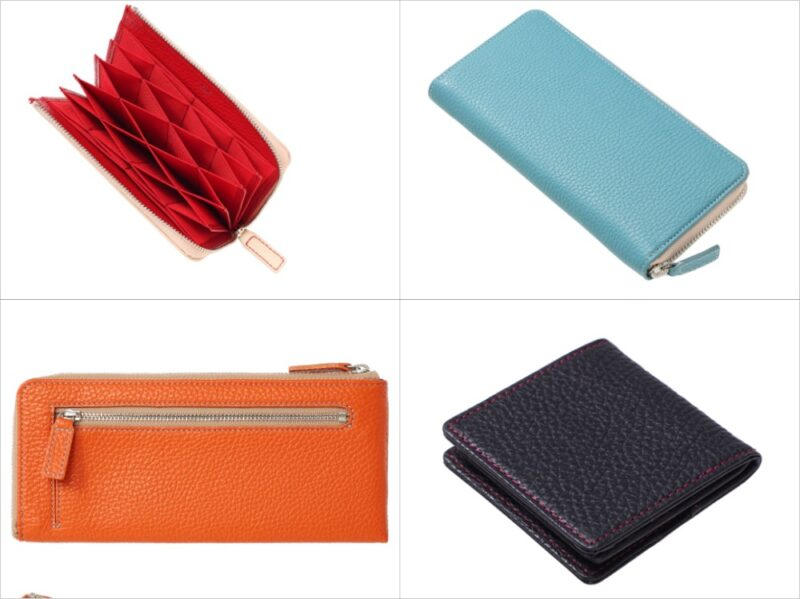 CYPRIS(キプリス)・カスタムオーダー注文の各種財布