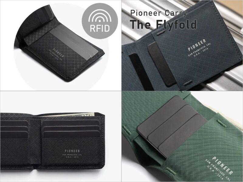 Pioneer Carry (パイオニアキャリー)・10年保証!最先端素材で作られた丈夫で壊れない各種財布