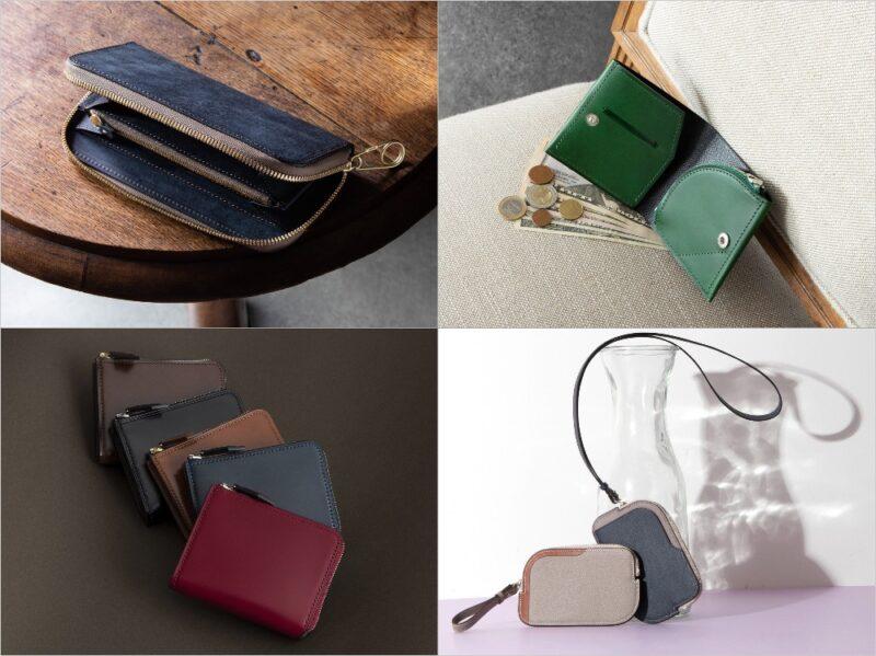 Mens Leather Store(メンズレザーストア)・カラーオーダー注文の各種財布