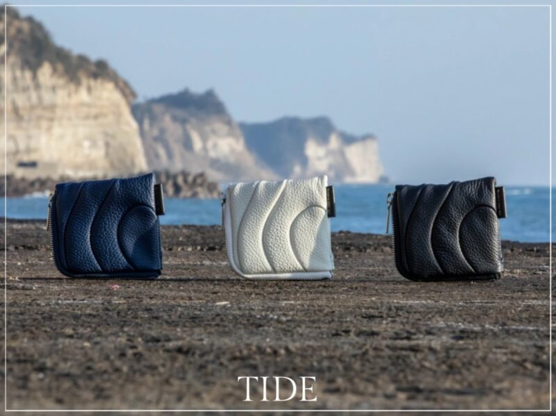 TIDE(タイド)の財布(香川)