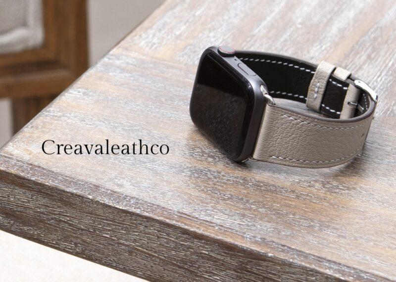 Creavaleathco(クレバレスコ)・アップルウォッチバンド