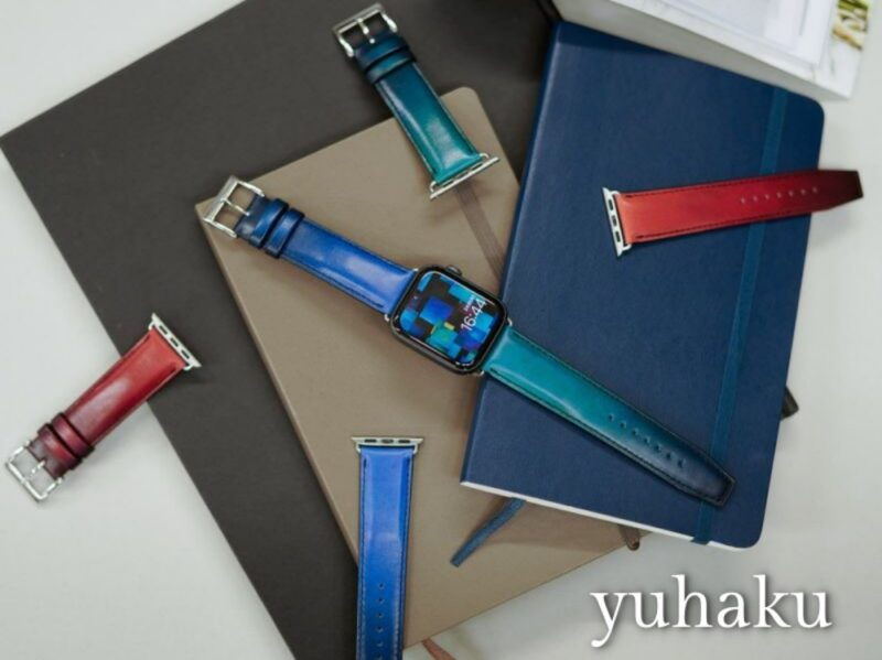 yuhaku(ユハク)・AppleWatch用ベルト